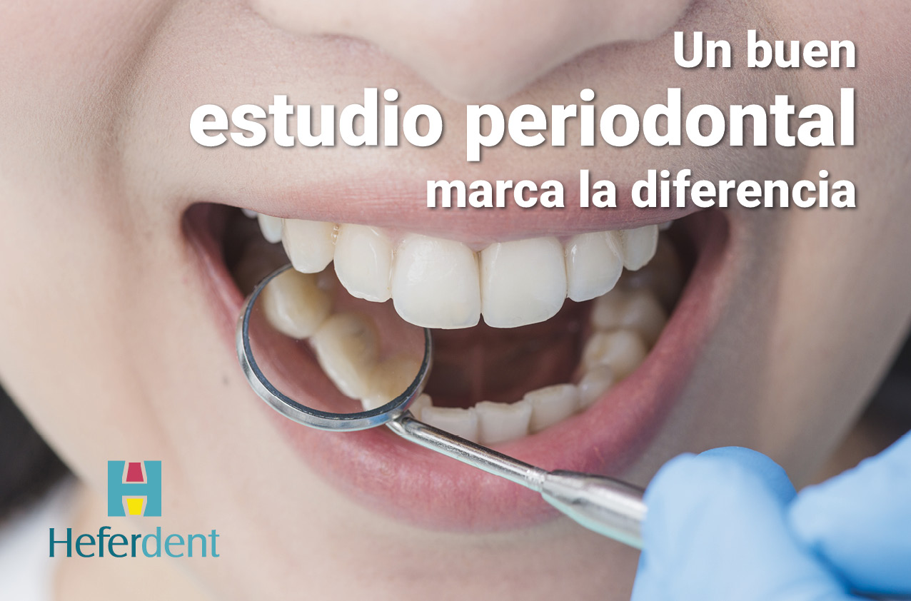 estudio periodontal